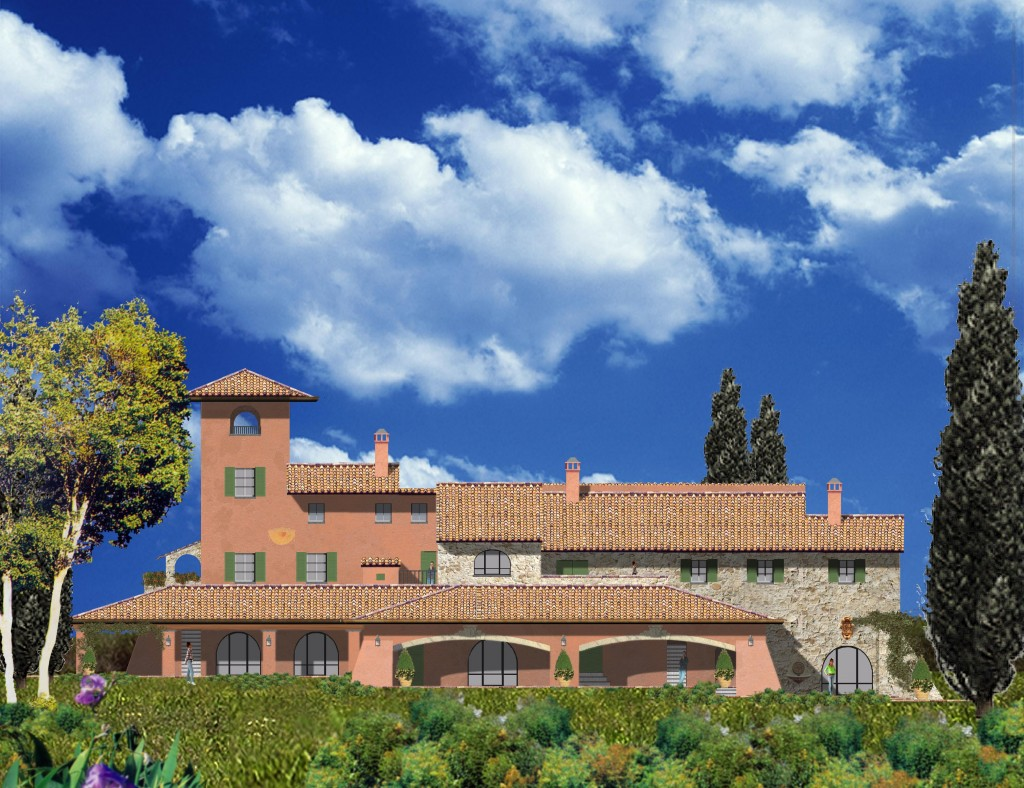 Chianti, Tuscany ITA