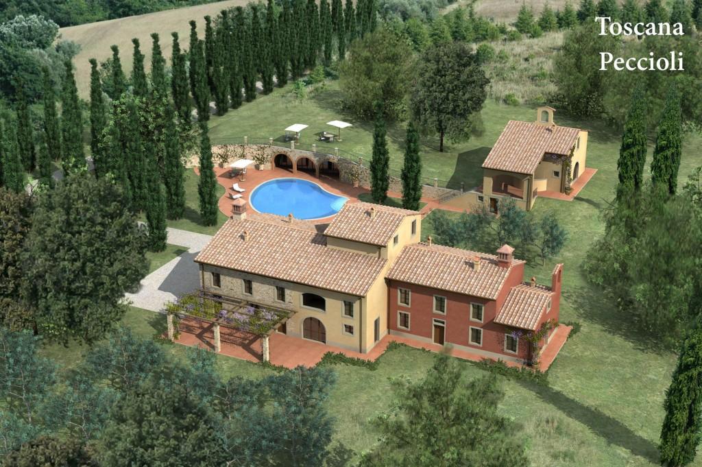Peccioli, Tuscany ITA